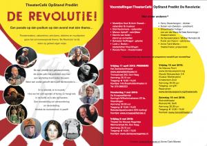 TheterCafé OpStand Predikt De Revolutie!